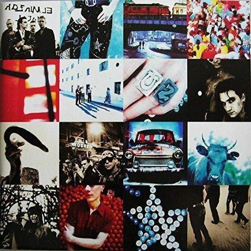 Bild 2: U2, Achtung Baby (1991)