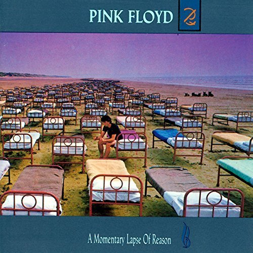 Bild 2: Pink Floyd, A momentary lapse of reason (1987)