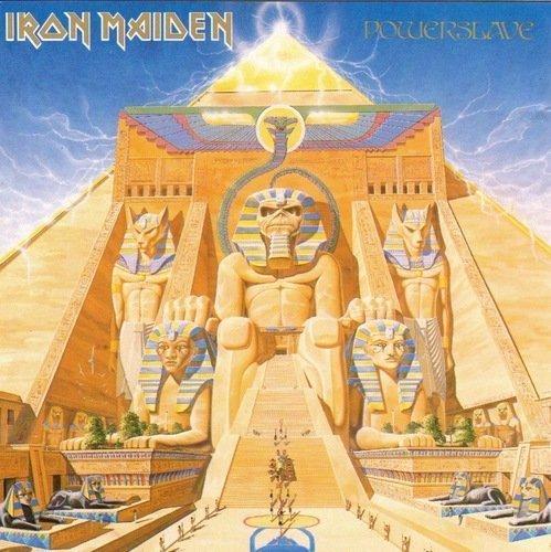 Bild 1: Iron Maiden, Powerslave (1984)