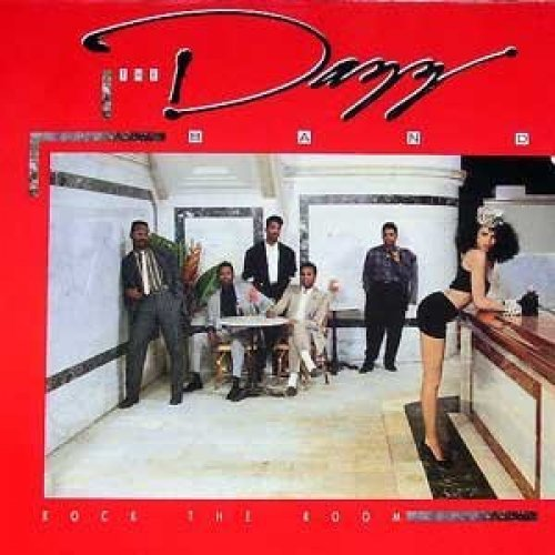 Bild 1: Dazz Band, Rock the room (1988)