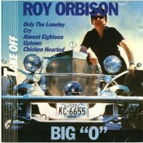 Bild 1: Roy Orbison, Big 'O' (1988; #cd80140)