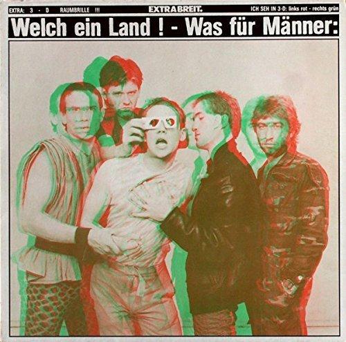 Bild 2: Extrabreit, Welch ein Land!-Was für Männer: (1981)