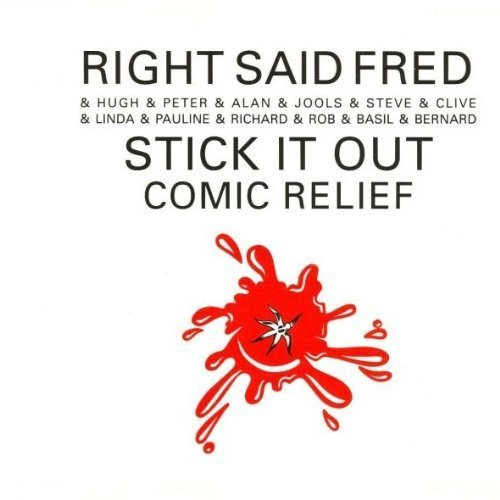 Bild 1: Right said Fred, Stick it out (1993)