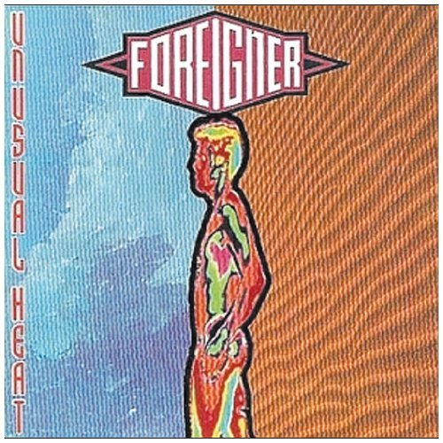 Bild 1: Foreigner, Unusual heat (1991)