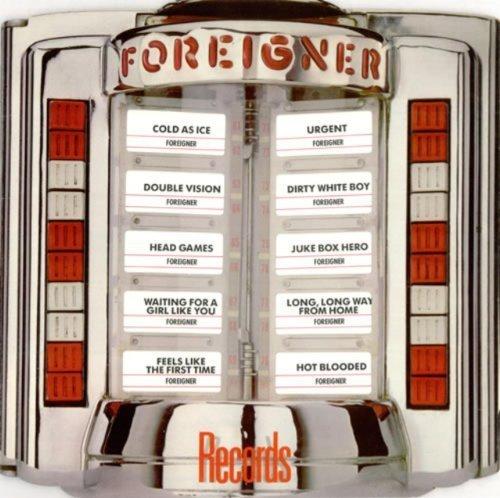 Bild 1: Foreigner, Records (compilation, 1977-82)