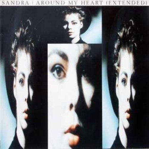 Bild 1: Sandra, Around my heart (1989)