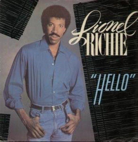 Bild 1: Lionel Richie, Hello (1983)
