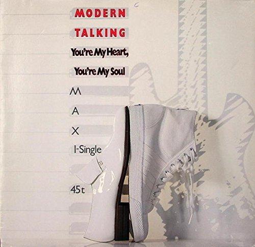 Bild 1: Modern Talking, You're my heart you're my soul (1984)