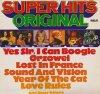 Super-Hits Original (1977), Baccara, Bonnie Tyler, Oliver Onions, David Bowie, Al Stewart..