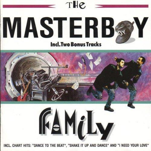 Bild 1: Masterboy, Masterboy family (1991)