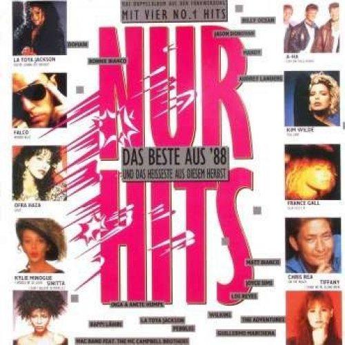 Bild 1: Nur Hits-Das Beste aus '88, Ofra Haza, Kylie Minogue, Guillermo Marchena, Mandy, France Gall, Falco..