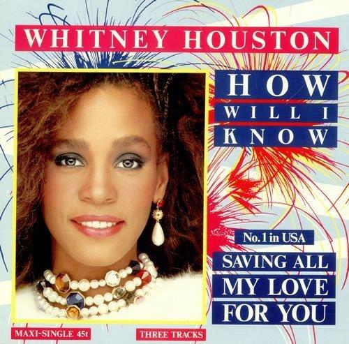 Bild 1: Whitney Houston, How will I know (#602126)
