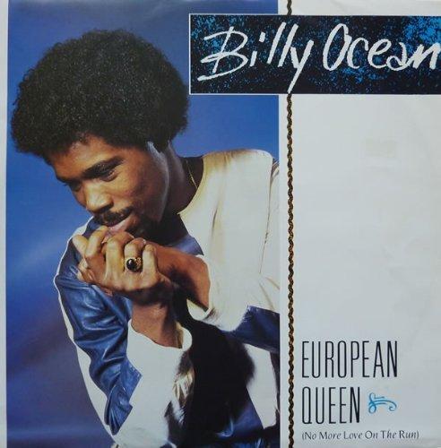 Bild 2: Billy Ocean, European queen (1984)