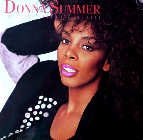 Bild 1: Donna Summer, This time I know it's for real (1989)