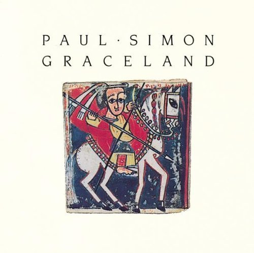 Bild 1: Paul Simon, Graceland (1986)