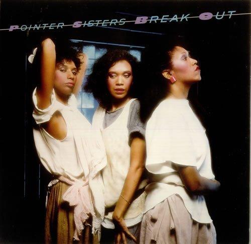 Bild 1: Pointer Sisters, Break out (1983)
