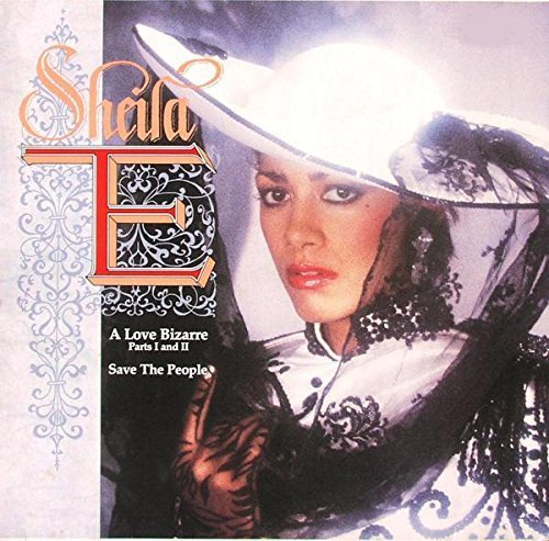 Bild 1: Sheila E., A love bizarre-Parts I and II (7:36min., 1985)