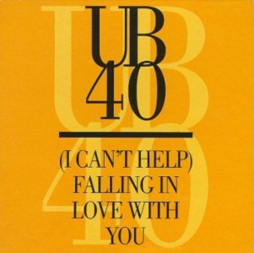 Bild 1: UB 40, (I can't help) falling in love with you (1993)