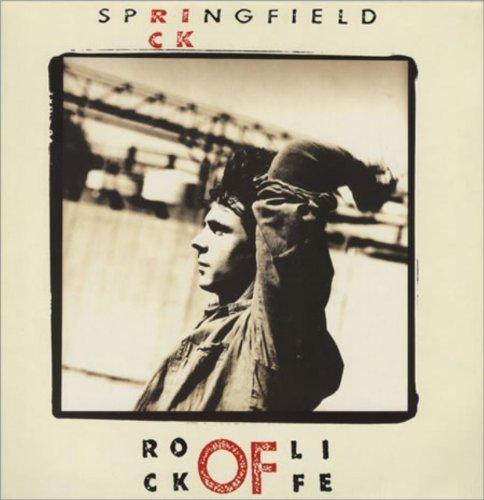 Bild 1: Rick Springfield, Rock of life (1988)