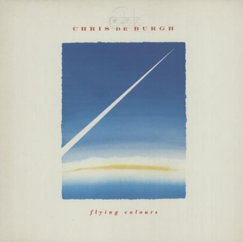 Bild 2: Chris de Burgh, Flying colours (1988)