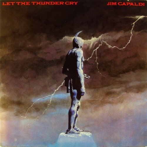 Bild 1: Jim Capaldi, Let the thunder cry (1981)