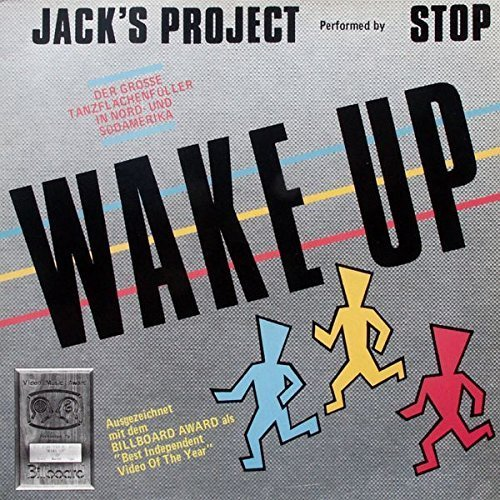 Bild 1: Jack's Project, Wake up (1986)