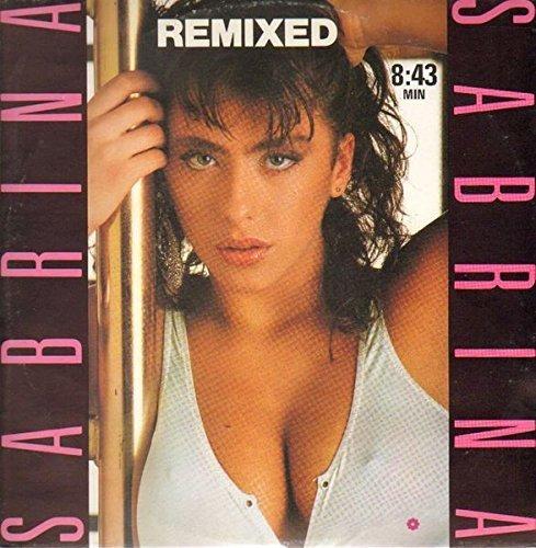 Bild 1: Sabrina, Boys-Remixed by Wally Brill (8:43min./Dub, 1987)