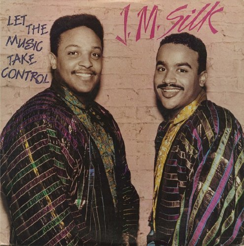 Bild 1: J.M. Silk, Let the music take control (House Mix, 1987)