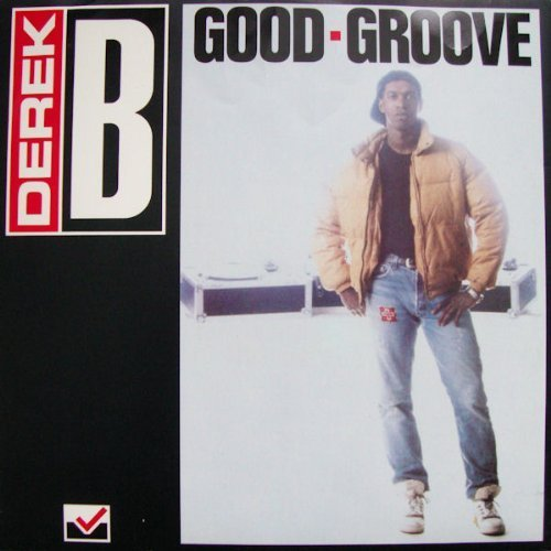 Bild 3: Derek B, Good groove
