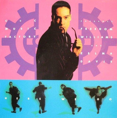 Bild 1: C & C Music Factory, Here we go (4 versions, 1990)
