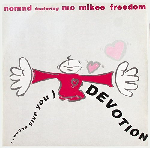 Bild 1: Nomad, I wanna give you devotion (#zyx6430, feat. MC Mikee Freedom)