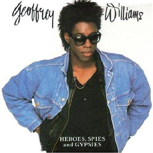 Bild 1: Geoffrey Williams, Heroes, spies and gypsies (1988; 11 tracks)