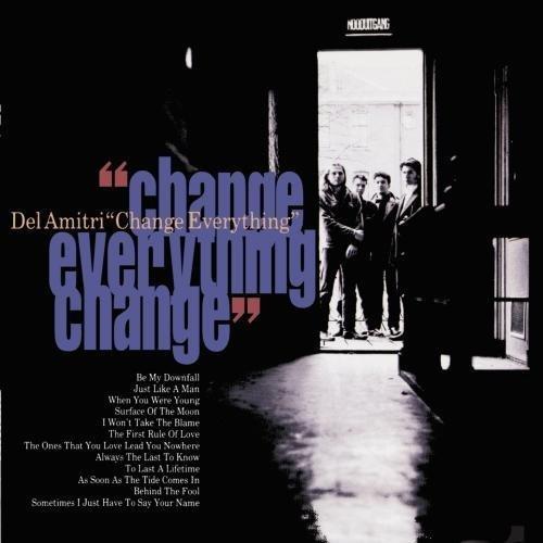 Bild 1: Del Amitri, Change everything (1992)