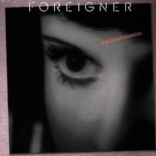 Bild 1: Foreigner, Inside information (1987)