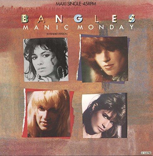 Bild 1: Bangles, Manic Monday (1985/86)