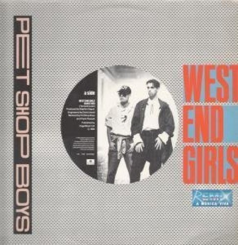 Bild 1: Pet Shop Boys, West end girls (Dance, 1985)