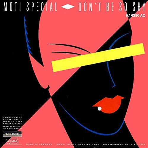 Bild 1: Moti Special, Don't be so shy (1985, green vinyl)