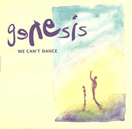 Bild 1: Genesis, I can't dance (1991)