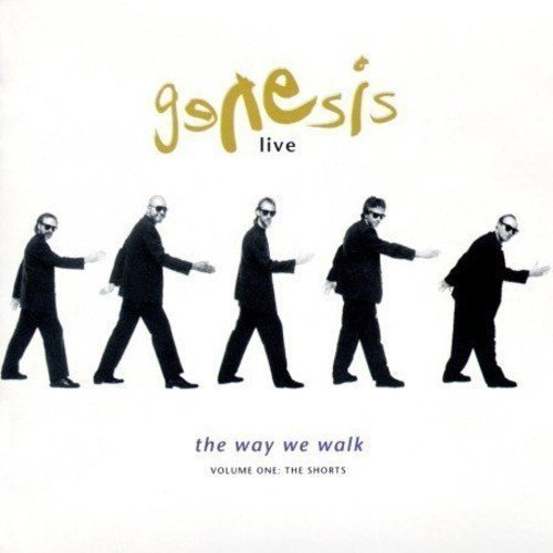 Bild 1: Genesis, Way we walk 1-Shorts (live, 1992)