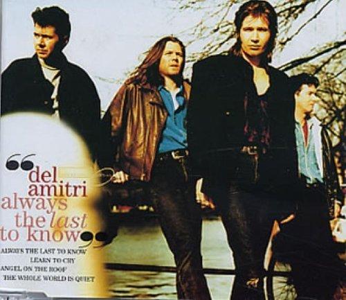 Bild 1: Del Amitri, Always the last to know (1992)