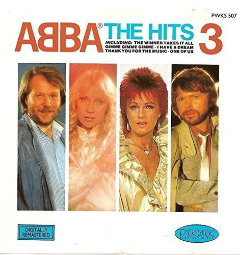 Bild 1: Abba, Hits 3 (1991, #pwks507)