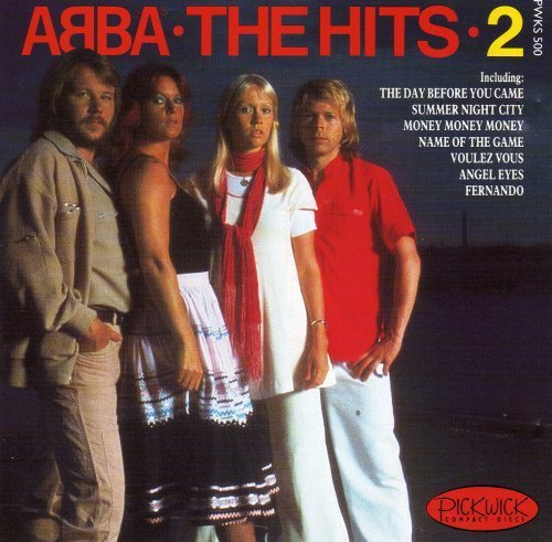 Bild 1: Abba, Hits 2 (1991, #pwks500)
