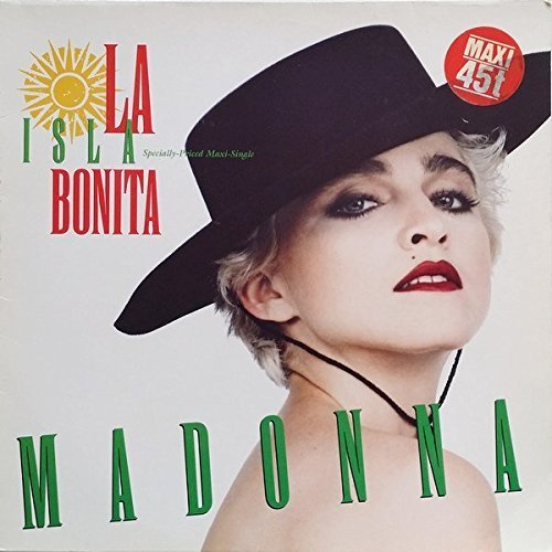 Bild 1: Madonna, La isla bonita (1987)