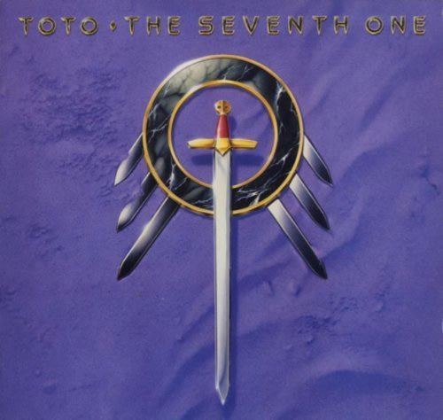 Bild 1: Toto, Seventh one (1988)