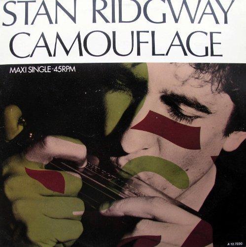 Bild 1: Stan Ridgway, Camouflage (1985/86)