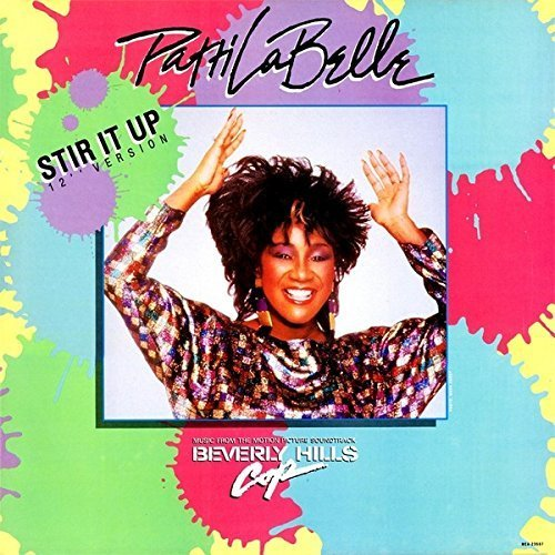 Bild 1: Patti La Belle, On my own (1986, & Michael McDonald)