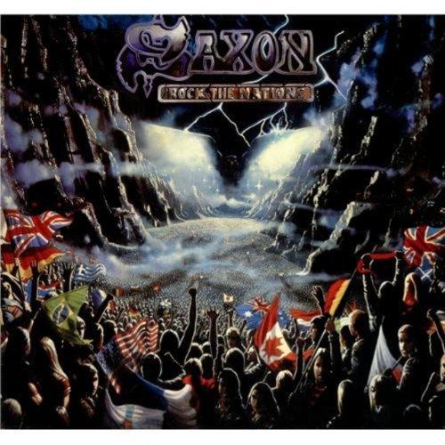 Bild 1: Saxon, Rock the nations (1986)