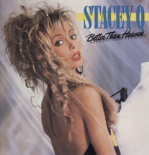 Bild 1: Stacey Q, Better than heaven (1986)