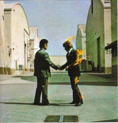Bild 3: Pink Floyd, Wish you were here (1975)