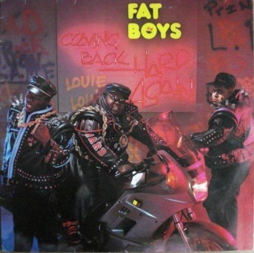 Bild 1: Fat Boys, Coming back hard again (1988)